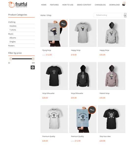 Fruitful-Free-Responsive-eCommerce-WordPress-theme