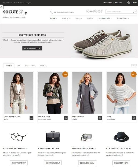 Socute-Beautiful-E-Commerce-Theme