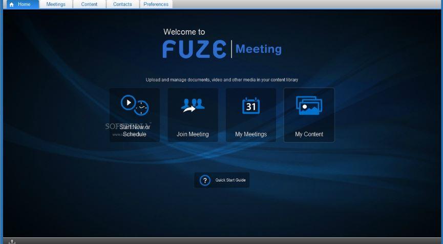 fuze meeting