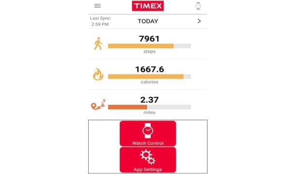 timex app