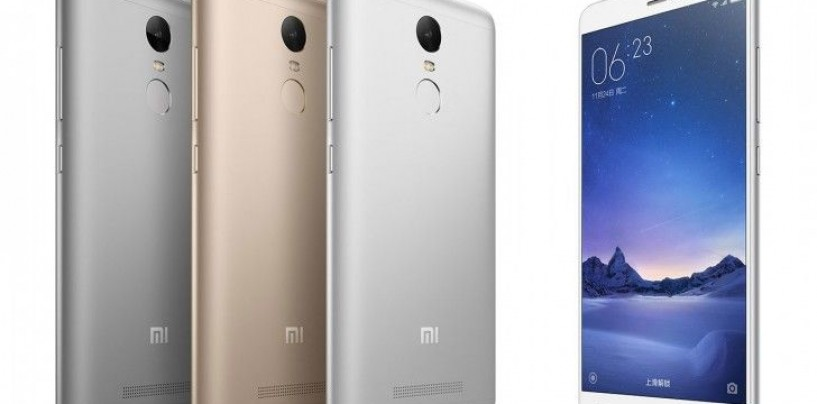 Xiaomi launches Redmi Note 3 in India at INR 9,999: A Budget Phablet
