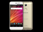 "Panasonic Brings 2.5D Curved Display 4G Smartphone ""ELUGA Arc"""