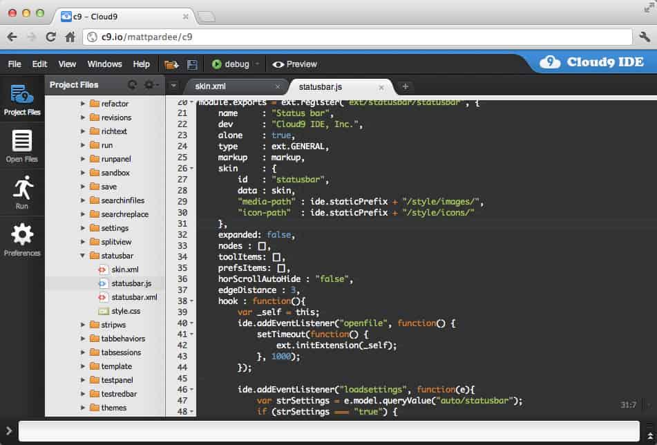 cloud9-editor1