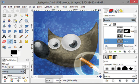 photoshop free alternative mac os x