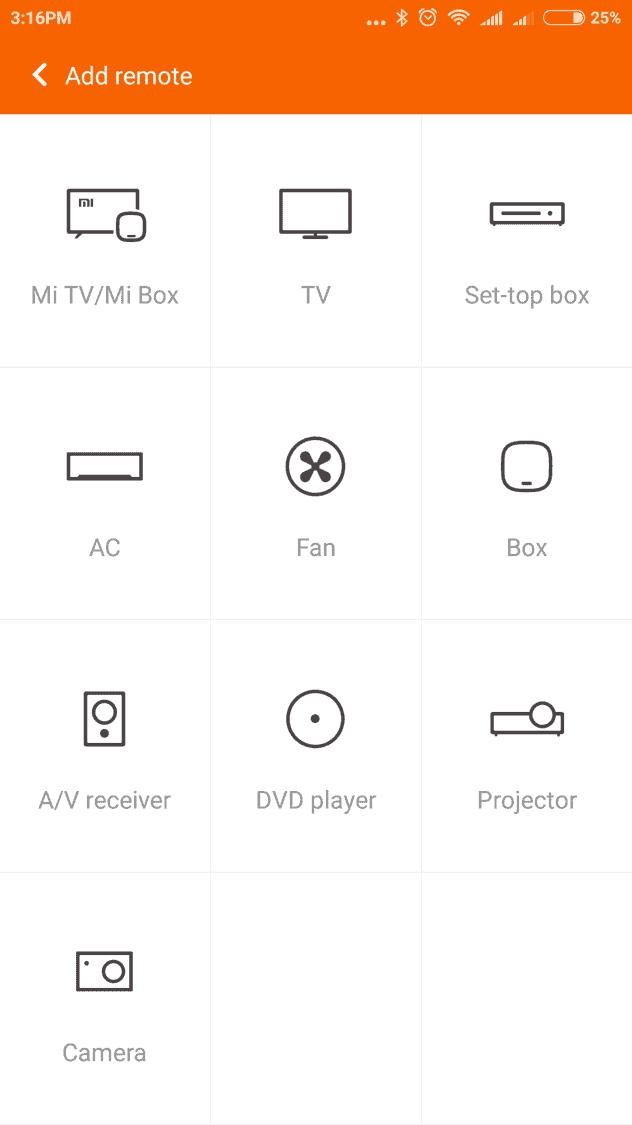 remote mi
