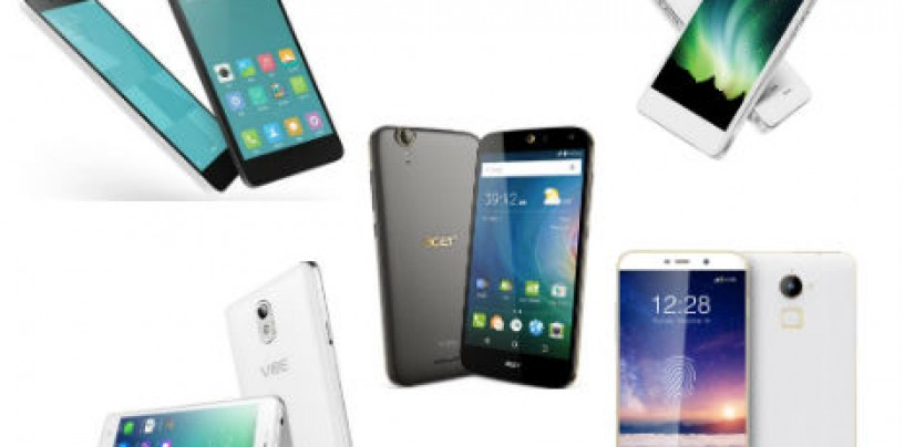 Five Budget Smartphones Under Rs 7,000