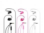 Evidson Audio introduces Audio Sport W6 earphones