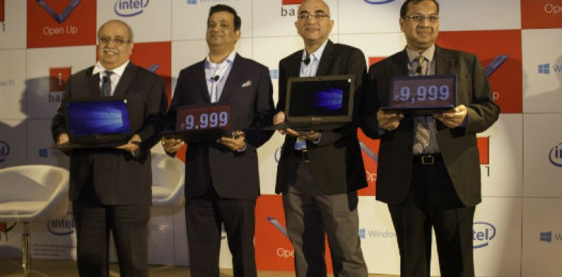 iBall brings the Most Affordable Windows 10 Laptop for Just Rs. 9,999