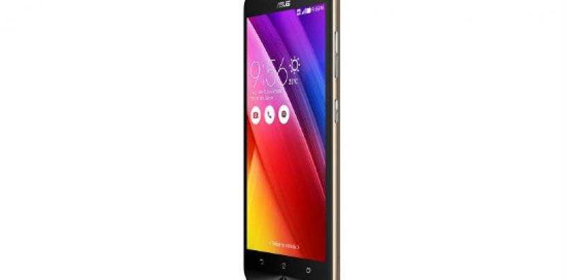 Asus Zenfone Max ZC550KL Smartphone : Specifications