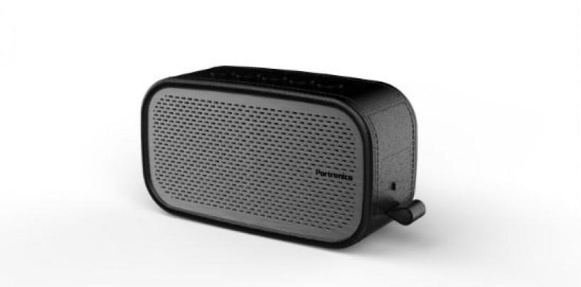 "Portronics Flaunts ""POSH""- Bluetooth Speaker for Music Enthusiasts"