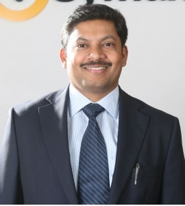 Mr. Shrikant Shitole, Managing Director, Symantec, India and SAARC