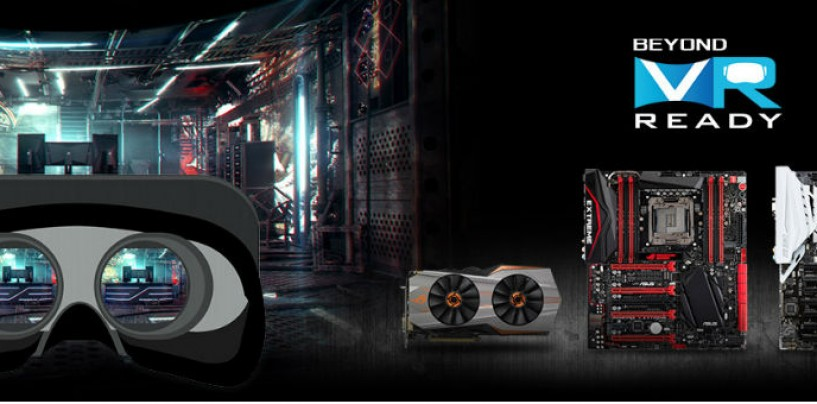 ASUS Announces Beyond VR Ready Program