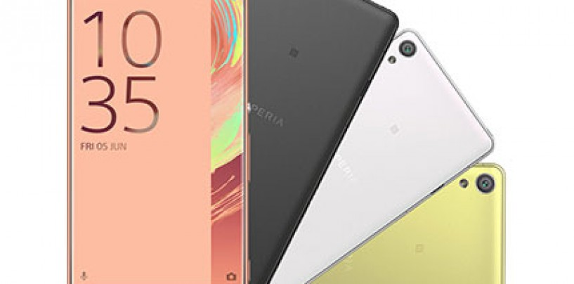 Sony Xperia XA Smartphone: Specifications