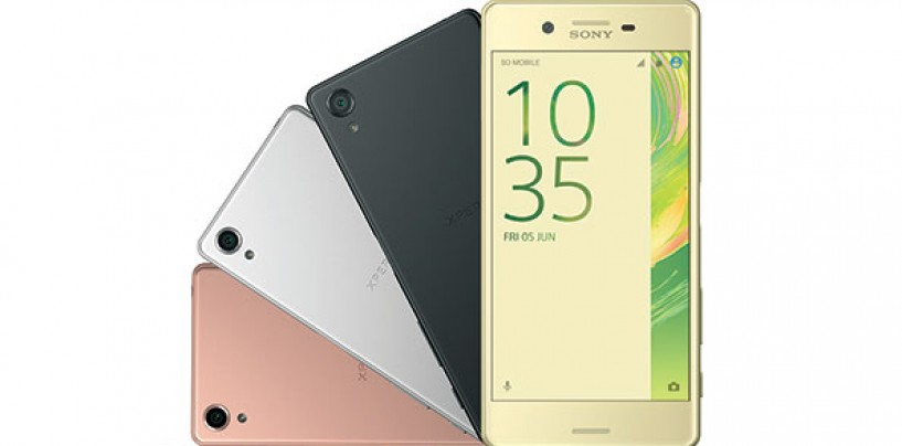 Sony Xperia X Smartphone: Specifications