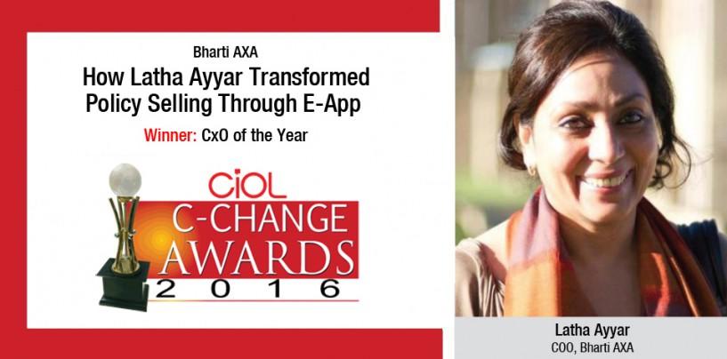 Bharti AXA's: How Latha Ayyar Transformed Policy Selling Through E-App