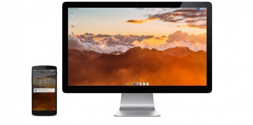 Maru OS Brings A Complete Desktop Experience On Your Smartphone
