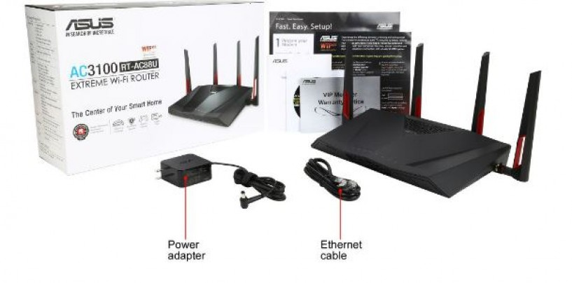 Asus RT-AC88U Dual-Band Router Review: Comes With Great Features Like MU-MIMO Technology Support