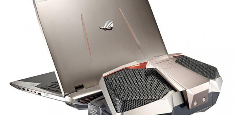 ASUS Unveils World's First Liquid Cooled Laptop 'Republic of Gamers' ROG GX700 in India
