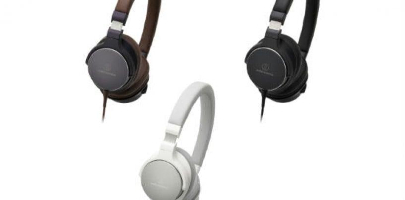 Audio-Technica Announces Hi-Res ATH-SR5 Headphones