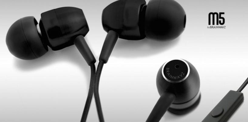 Brainwavz M5 Earphone Review: A Decent Headphone to Enjoy Music