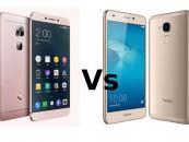 Smartphone Comparison: LeEco Le 2 or Honor 5C