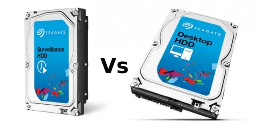 Surveillance Vs Desktop HDD: Choose Wisely to Get Best Performance