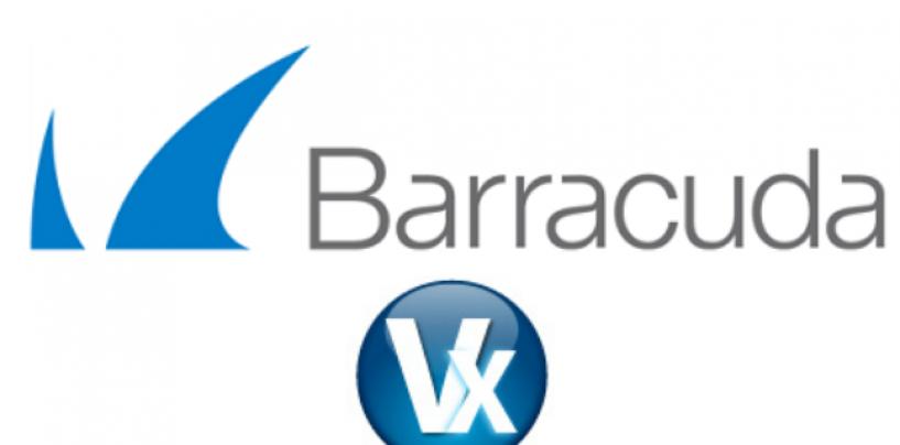 Barracuda Backup Vx Review: Backup your precious data on virtual environment