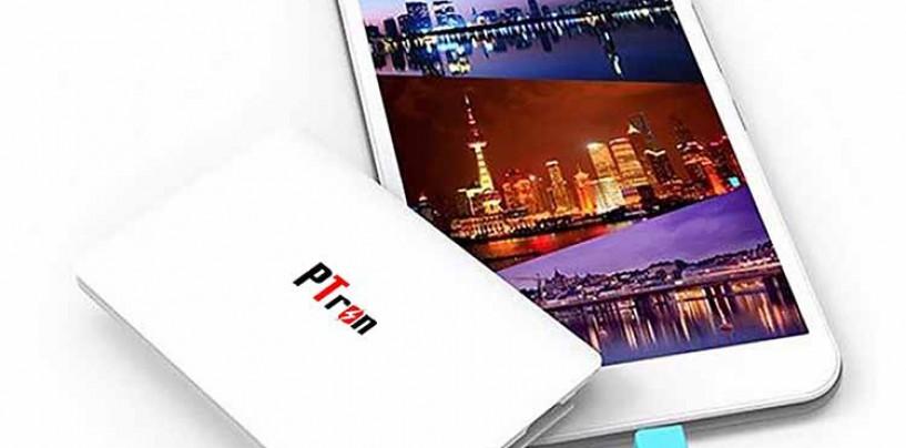 LatestOne.com launches super slim PTron Gusto 3000mAh power bank for Rs 599