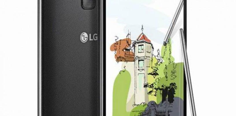 LG Stylus 2 Plus Smartphone: Specification