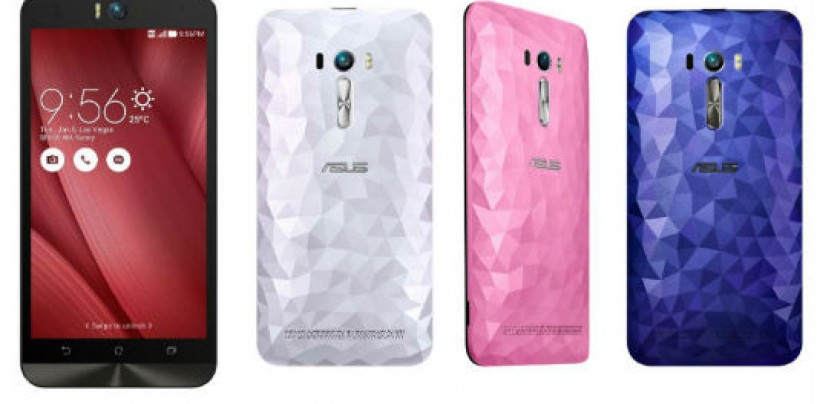 ASUS Introduces the All-New Zenfone Selfie (ZD551KL) in India