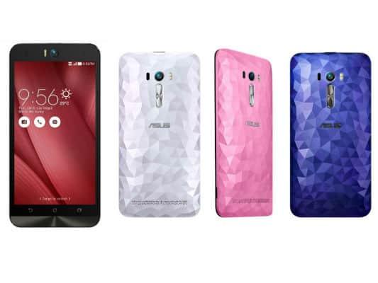 ASUS -Zenfone Selfie (ZD551KL)