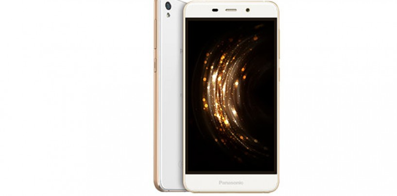 Panasonic ELUGA Arc2: A Metal Design Smartphone is now in India at Rs 12,290