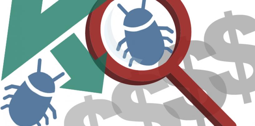 Kaspersky Lab Launches Bug Bounty Program with HackerOne