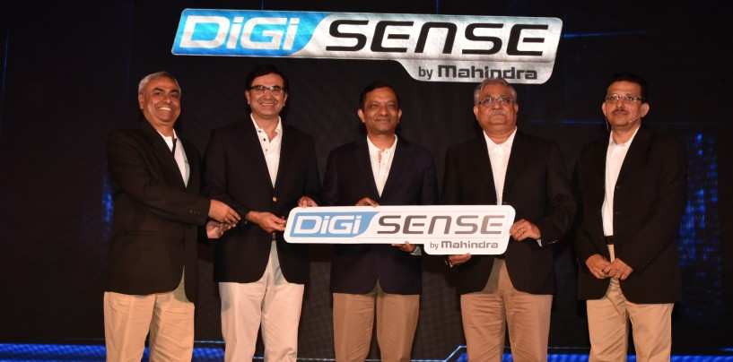 Mahindra Launches a Game Changing Connected Vehicles Technology Platform – DiGiSENSE