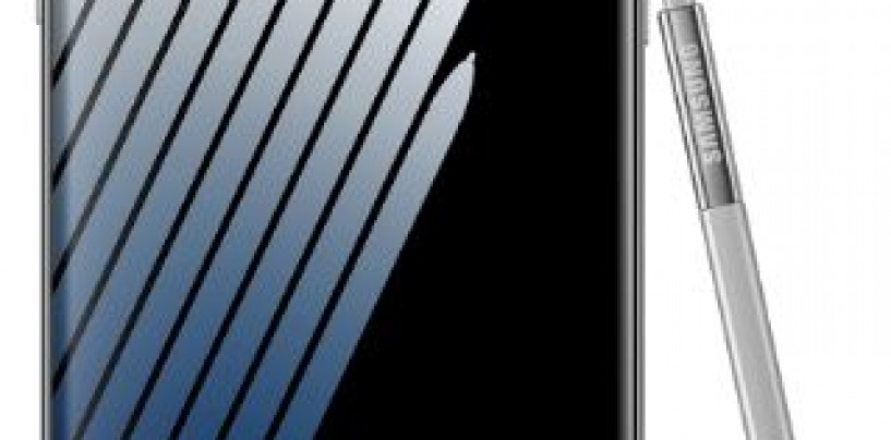 Samsung Galaxy Note7 Coupled with Iris Technology is Now in India