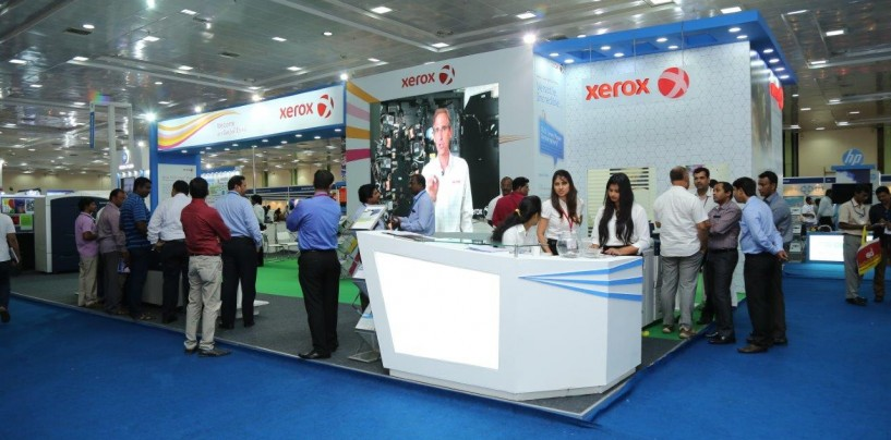 Xerox Showcases a Portfolio of Marquee Digital Printing Equipments at PrintExpo 2016