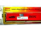 Zion Announces 16 GB DDR4-2133 UDIMM RAM at 6580