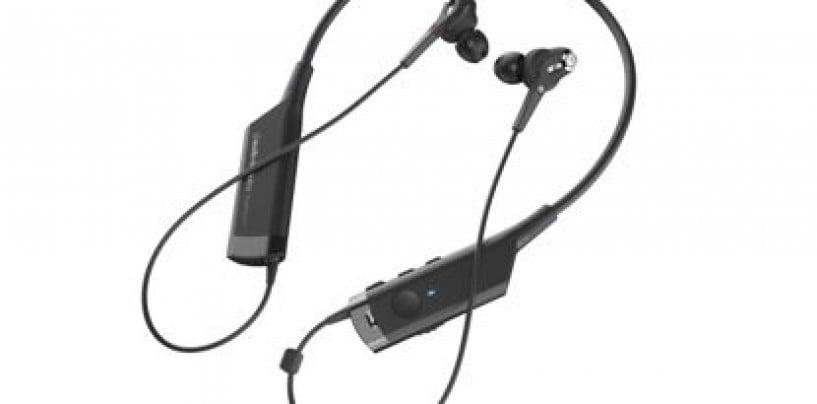 Audio Technica Launches ATH ANC40BT Noise Cancelling Headphones