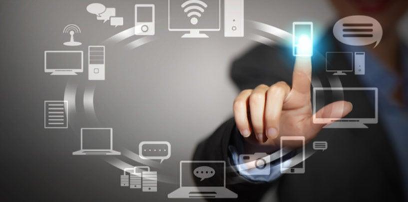 Telecom and IT Minister Ravi Shankar Prasad Talks About eTaal and Other Digital Initiatives at Google Event
