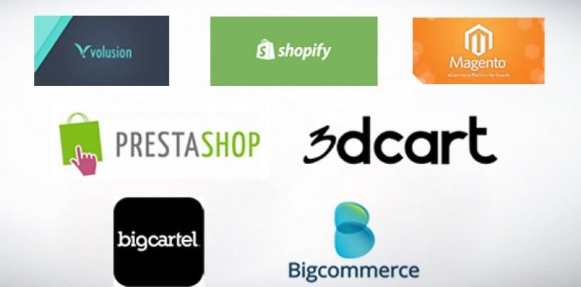 7 Popular E-commerce Platforms