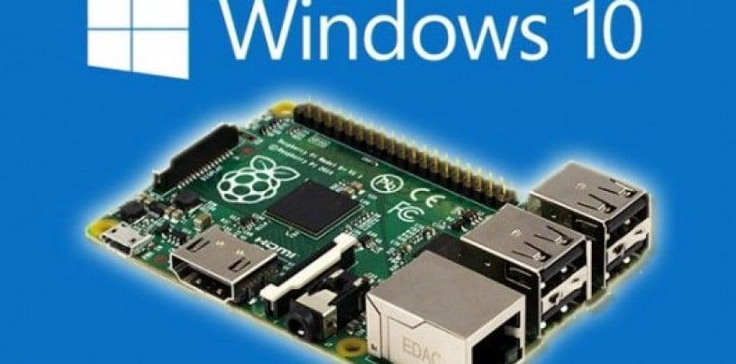 Microsoft updates Windows 10 IoT Core