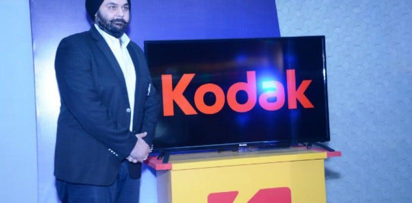 Kodak HD LED TVs Debut In India, Prices Start atINR 13,500
