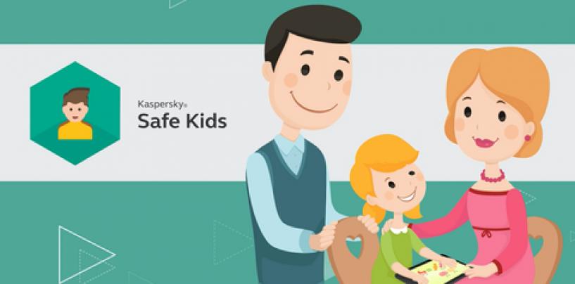 Parents Misread Threats Kids Face Online: Kaspersky Lab Research