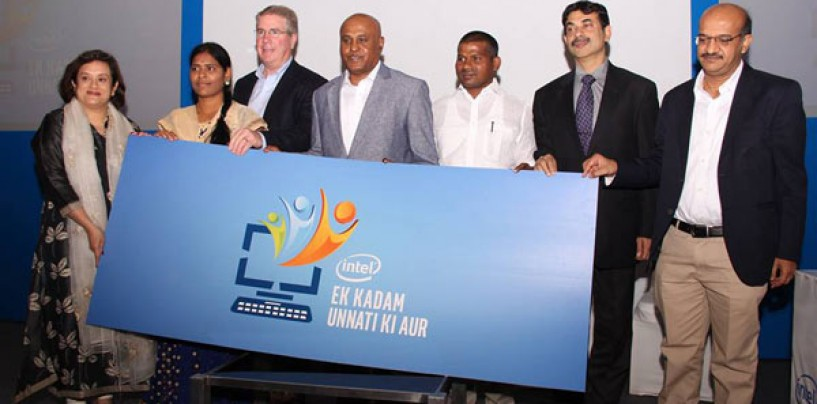 Intel India announces completion of 100 Unnati Kendras across 11 states