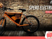 India's First Crowdfunded Electric Bike Spero is Set to Electrify Again!