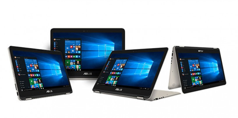 ASUS Announces The Availability Of ZenBook Flip UX360CA In India