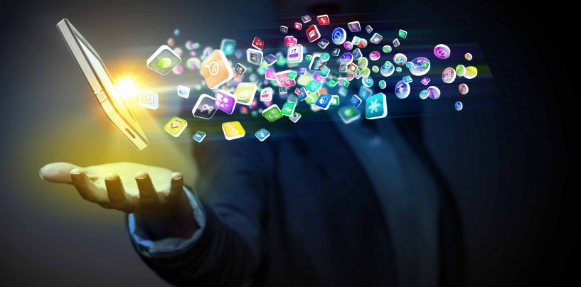 Mobile Applications: Then >>Now >> Next