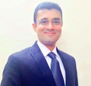 Ashissh Raichura, CTO of Healthsaverz