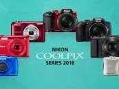 Nikon Launches COOLPIX Series 2016 to Celebrate the Festive Season