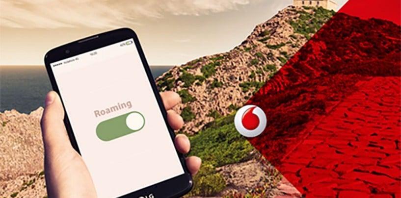 Vodafone India Announces Free Roaming Starting This Diwali